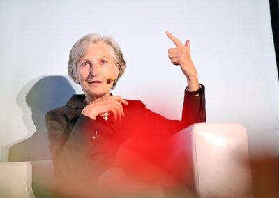 Irmgard Griss am Sparkassentag